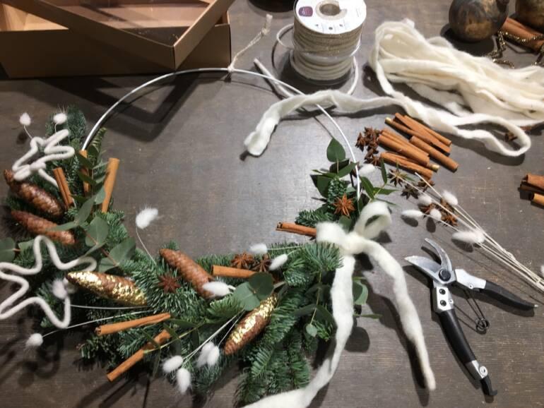 ✨ Tõeline jõuluhõng ✨ DIY jõulupärg by Artishok